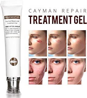 Cayman Scar Removal Treatment Gel for Sars from Burns, Cuts, Wounds and Acne