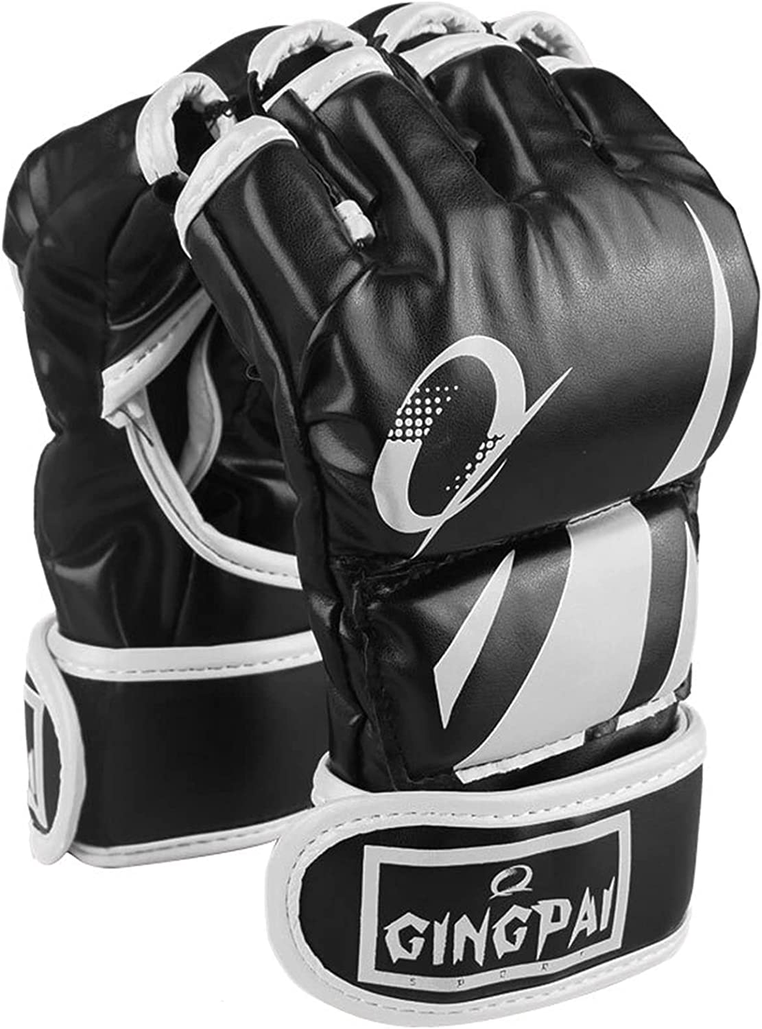JINSHANDIANLIAO Profectional Microfiber MMA Punc Gloves Our shop OFFers the best service Cheap super special price Sparring