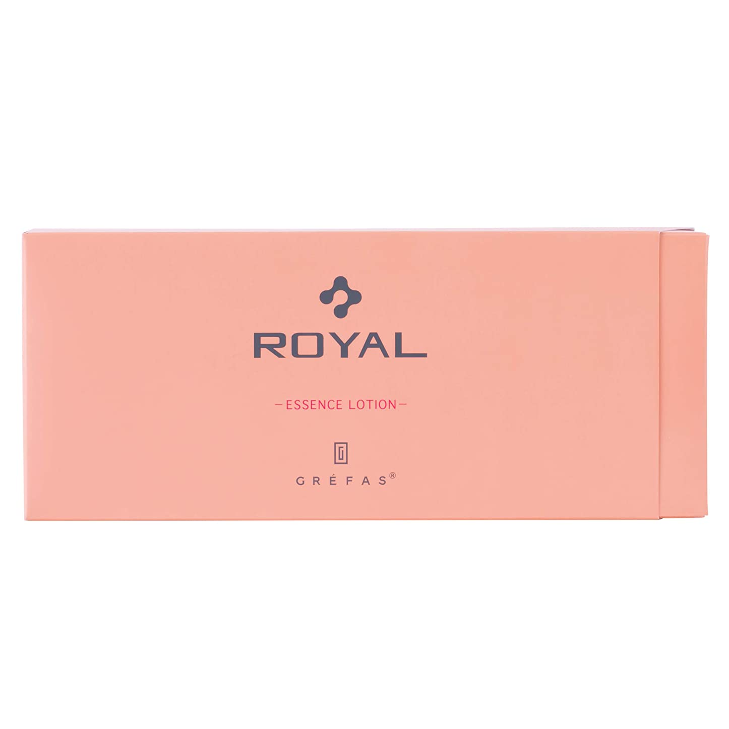 鼓舞するロースト是正GREFAS ROYAL エッセンスローション 1.3ml×90袋