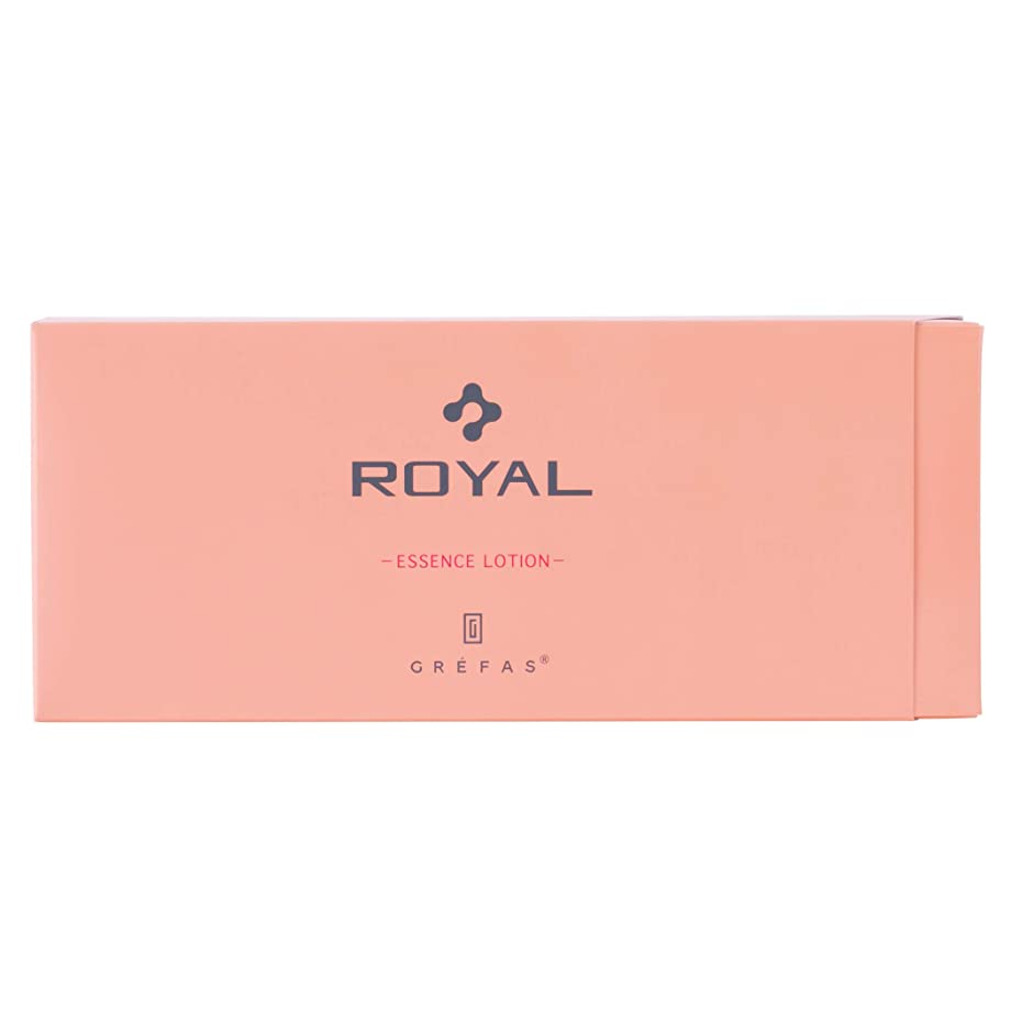 GREFAS ROYAL エッセンスローション 1.3ml×90袋