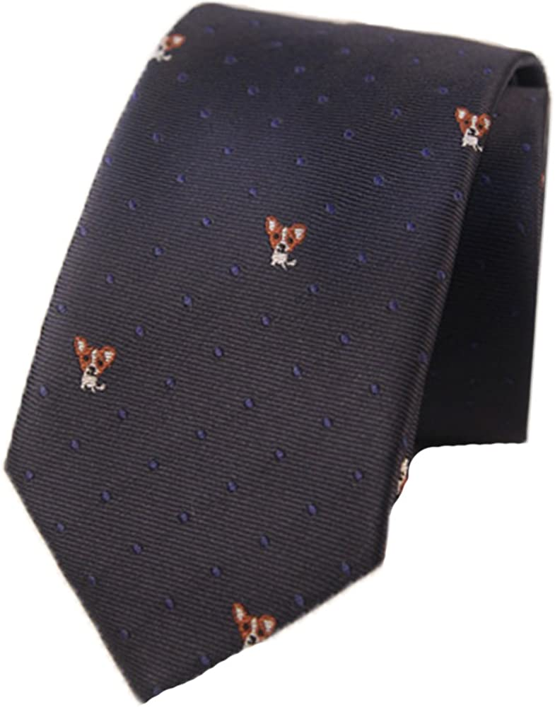 Flairs New York Animal Lovers' Collection Neck, Bow Tie & Pocket Square Matching Set