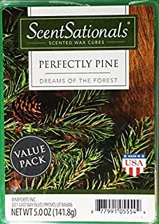 ScentSationals Perfectly Pine Wax Cubes by ScentSationals