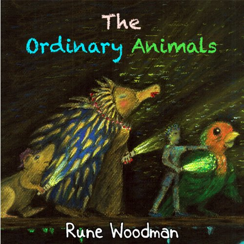 The Ordinary Animals audiobook cover art