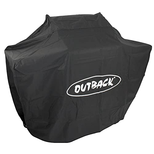 Outback BBQ Cover for Combi 4 Burner Gas and Charcoal Barbecue