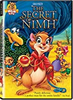 Secret of Nimh [DVD] [Import]