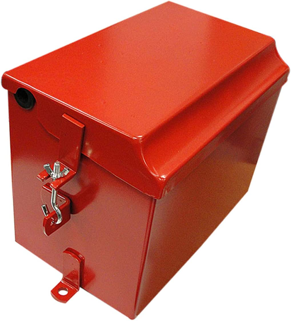 Complete Challenge the lowest price of Japan ☆ Limited price Tractor 1711-1023 Box Battery Red