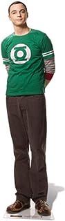 Star Cutouts Ltd Dr Sheldon Cooper The Big Bang Theory-Tarjeta de felicitación, cartón, Multicolor, 92 x 24 x 92 cm