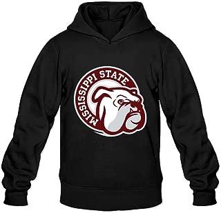 Mississippi State University 100% Cotton Hoodies For Boyfriend