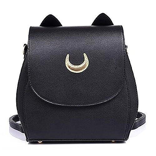 2b4180d75dcde Panlom® Cosplay Backpack Sailor Moon PU Leather Girls Rucksack