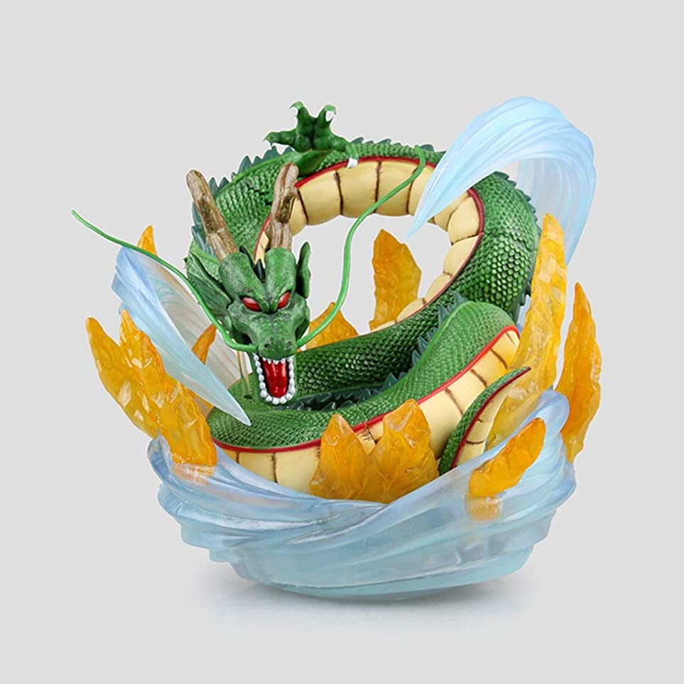 アーティストホースストレスの多いキャラクタードラゴンボールモデル、フィギュア玩具キャラクターグッズ、フィギュア玩具模型、Divinegon(15.5cm) JSFQ