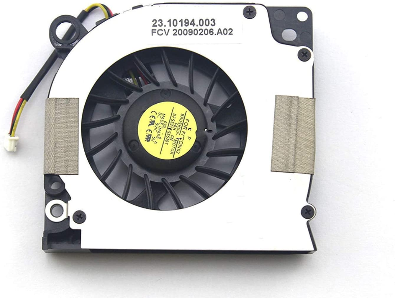 CPU Cooling Fan Replacement fit for New for Dell Inspiron 1520 1525 1526 1527 1545 1546 Latitude D620 D630 D630C D631 PP41L