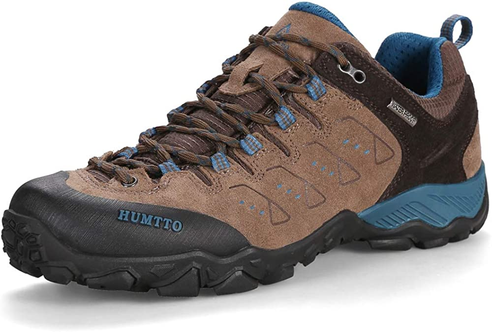 HUMTTO Hiking Shoes for Men Free New Shipping Free Shipping shipping New Slip-Resistant Lightw Climbing
