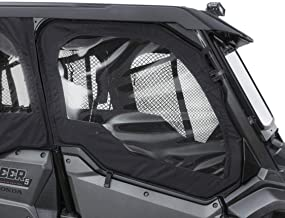 2016-2020 Genuine Honda Pioneer 1000 3P 5P Fabric Front Doors - Black 0SR90-HL4-212A