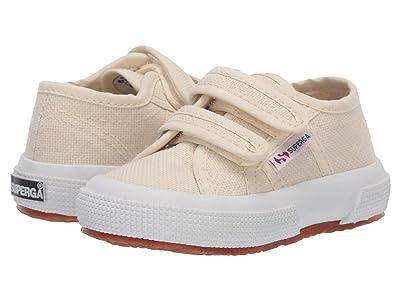 Superga Kids 2750 JVEL Classic (Toddler/Little Kid) (Light Sand) Kids Shoes