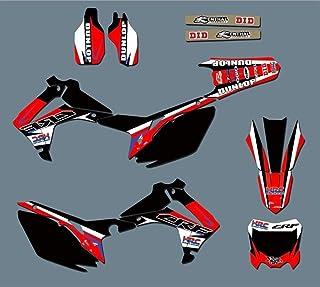 Gel Decal Sticker distintivo dellemblema Mark Serbatoio carburante Adesivi Serbatoio protezione del rilievo for la Honda Shadow VT VTX 400 500 600 750 1100 Mei corsa