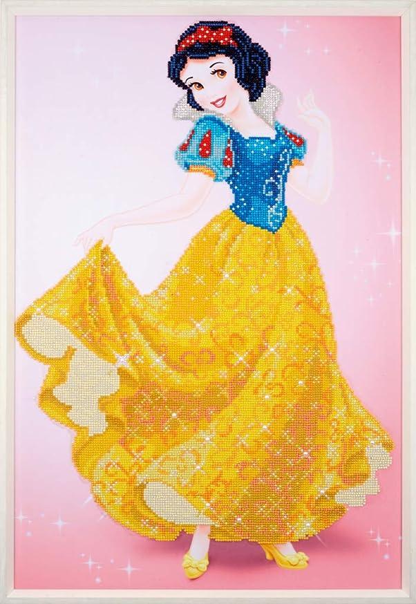 Vervaco Diamond Painting Kit: Disney Princess Snow White