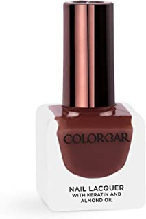 Colorbar Nail Lacquer, Hot Chocolate, 12 ml