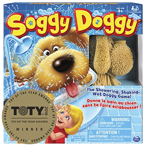 Soggy Doggy Board Game for Kids with...