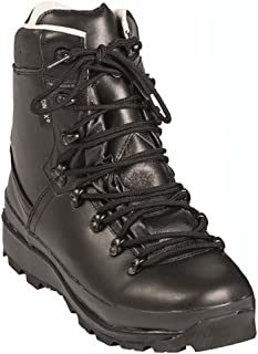 Mil-tec German Army Style Mountain Boots Size 9