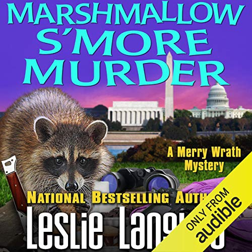 Marshmallow S'More Murder audiobook cover art