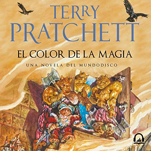 Couverture de El Color de la Magia [The Color of Magic]