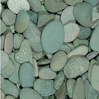 4 Pounds Accent Rocks, 2 x 32 oz Bags, Outdoor Decorative Stones for Craft Projects, Vase Fillers, Succulents, Cactus Pot...