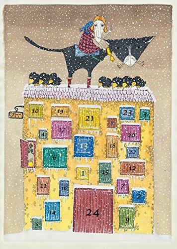 Märchenhaus: Adventskalender