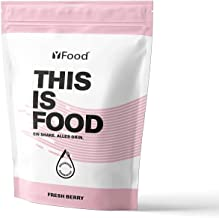 YFood Powder Protein Meal Replacement 26 Vitamins Minerals 1 5kg Pack Berry Estimated Price : £ 29,99