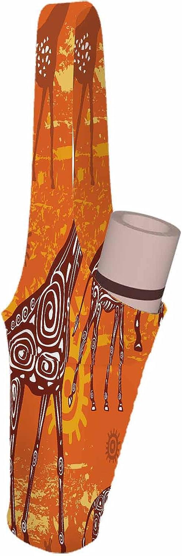 Nicokee Ethnic Giraffes OFFicial shop Yoga Mat Bag African Mot Boho Animal Sun Special Campaign