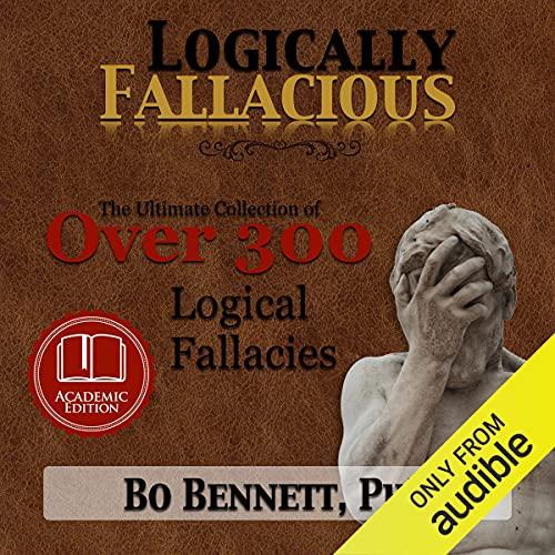 Logically Fallacious cover art