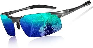 Magnesium Aluminum Polarized Cycling Sunglasses Sport Bicycle Cycling Glasses Fishing Ski Cycling Eyewear