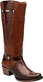 Cuadra Women Lizard Boots 2F13LT