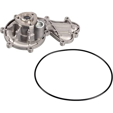 febi bilstein 43504 water pump with gasket Pack of 1