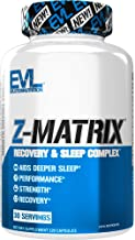 Sponsored Ad - Evlution Nutrition Z Matrix Nighttime Recovery and Sleep Support (30 Servings)