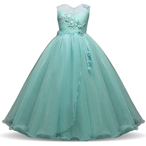 Fancy Prom Dresses Turquoise