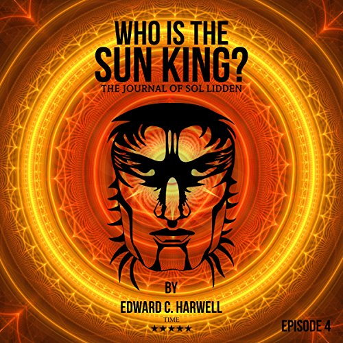 Who Is the Sun King? Volume 4 cover art