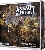 Star Wars - Assaut sur l'Empire - Extension : Le Royaume de Jabba - Asmodee - Jeu de société- Jeu de figurines - Jeu d'aventures