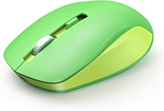 Wireless Mouse, seenda 2.4G Wireless Computer Mouse with Nano Receiver 3 Adjustable DPI Levels, Portable Mobile Optical Mi...