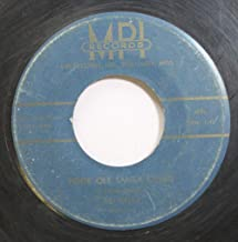 Jeri Kelly 45 RPM Poor Ole Santa Claus / Hide N Seek