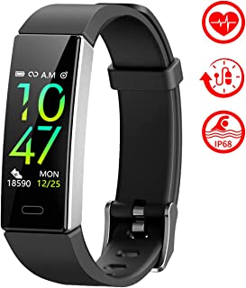 Mgaolo Fitness Tracker,2020 Version IP68 Waterproof...