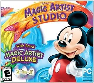 Disney Magic Artist Studio JC