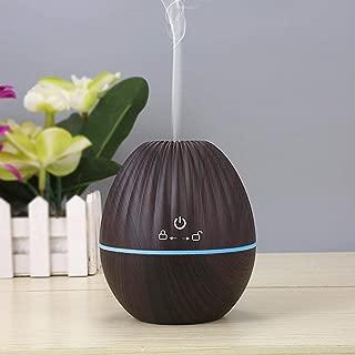 melysUS USB Ultrasonic Mute Mist Wood Grain Aromatherapy Humidifier Air Purifier Single Room Humidifiers