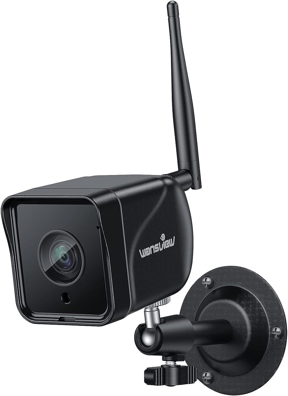 Wansview 1080P Wireless WiFi IP66 Waterproof Home Camera 20.49 Coupon