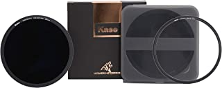 Kase Wolverine 82mm ND1000 Magnetic Shockproof Tempered Optical Glass Filter Incl Adapter 82 10 Stop
