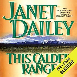 This Calder Range audiobook cover art