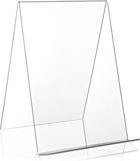 Présentoir de Livres en Plexiglas - Format A4