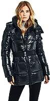 SAM. womens Soho Belted Down Puffer Jacket
