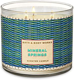 Best mineral springs candle Reviews