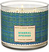 mineral springs candle bath and body works