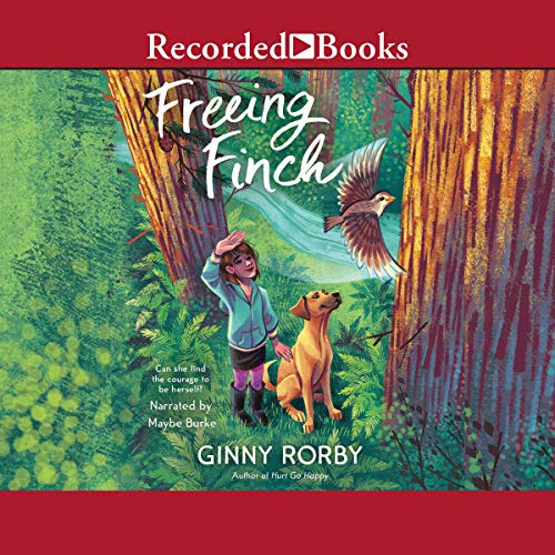 Freeing Finch audiobook cover art